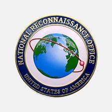 """NRO Logo 3.5"""" Button"""