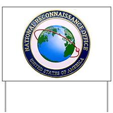 NRO Logo Yard Sign
