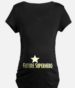 Future Superhero Maternity T-Shirt