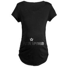 Future Superhero Maternity T-Shirt