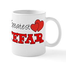 Worlds Greatest Bedstefar Small Mug