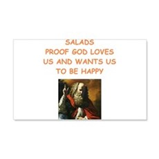salad Wall Decal