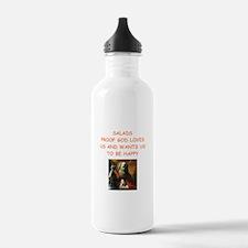 salad Water Bottle