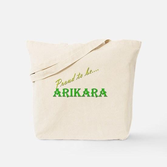 Arikara Tote Bag