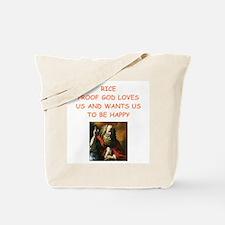 rice Tote Bag