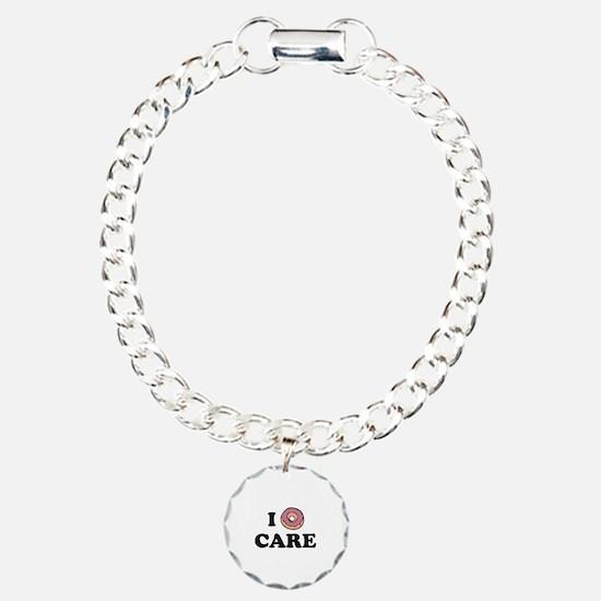 I Donut Care Bracelet