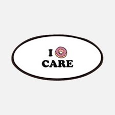 I Donut Care Patches