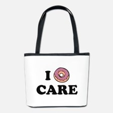 I Donut Care Bucket Bag