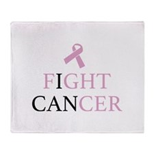 Fight Cancer Stadium Blanket