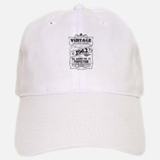 Vintage Aged To Perfection 1962 Baseball Baseball Baseball Cap