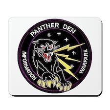 Panther Den Mousepad