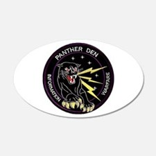 Panther Den Wall Decal