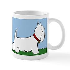 Westie Walk Mugs