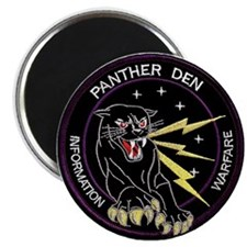 Panther Den Magnet