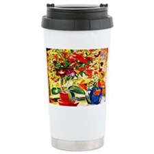 Gestel - Flowers on Win Travel Mug