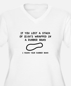 I Found Your Rubber Band T-Shirt