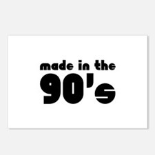 Made In The 90's Postcards (Package of 8)