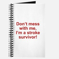 I'm A Stroke Survivor Journal