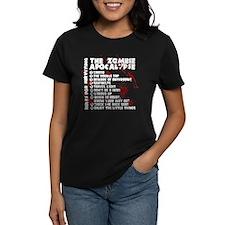 Zombie Apocalypse Rules Tee