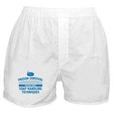 Prison Survival Boxer Shorts