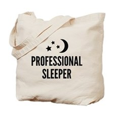 Professional Sleeper Tote Bag
