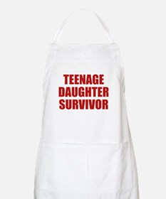 Teenage Daughter Survivor Apron