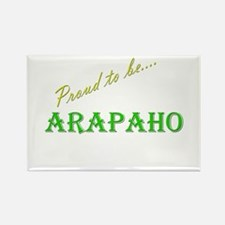 Arapaho Rectangle Magnet