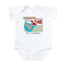 THE BAROGRAPH Infant Bodysuit