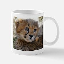 Baby Cheetah Mugs
