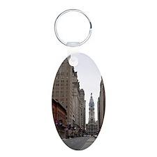 City Hall Philadelphia Keychains