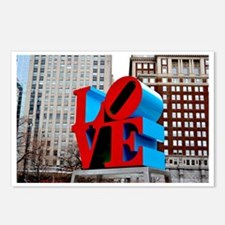 Love Philadelphia Postcards (Package of 8)