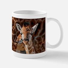 Unique African giraffe Mug