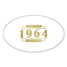 1964 Limited Edition Decal