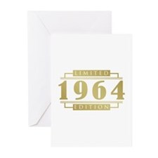 1964 Limited Edition Greeting Cards (Pk of 10)