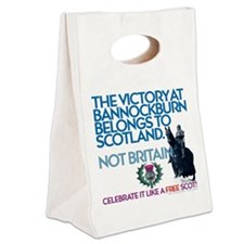 Victory Canvas Lunch Tote