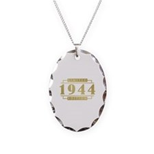 1944 Limited Edition Necklace Oval Charm