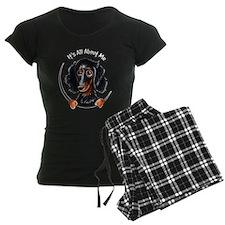 Dachshund Longhair B/T IAAM pajamas