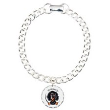Dachshund Longhair B/T IAAM Bracelet