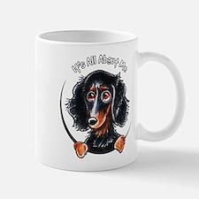 Dachshund Longhair B/T IAAM Mug