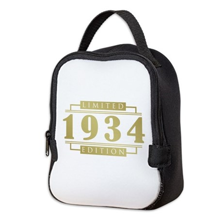1934 Limited Edition Neoprene Lunch Bag