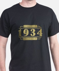 1934 Limited Edition T-Shirt