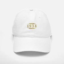 1934 Limited Edition Baseball Baseball Cap