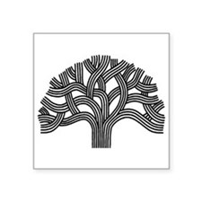Oakland Tree Sticker