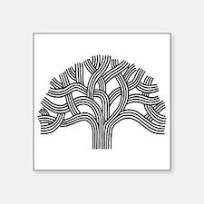 Oakland Tree Sticker