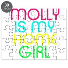 MOLLY IS MY HOMEGIRL Puzzle