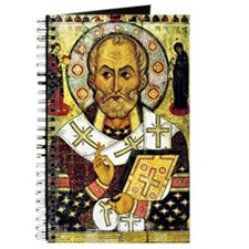Saint Nicholas, Patron Saint of Children Journal