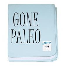 Gone Paleo baby blanket