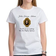 John Quincy Adams Tee