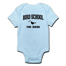 Bird School For Birds Body Suit