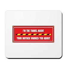 I'm the Agent Mousepad